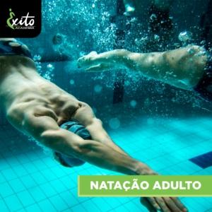 natação para adultos